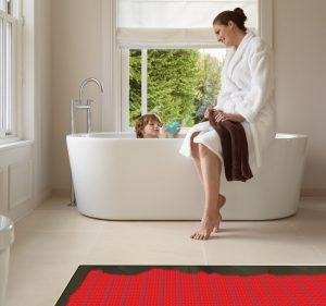 A padlófűtés 6 előnye és hátránya